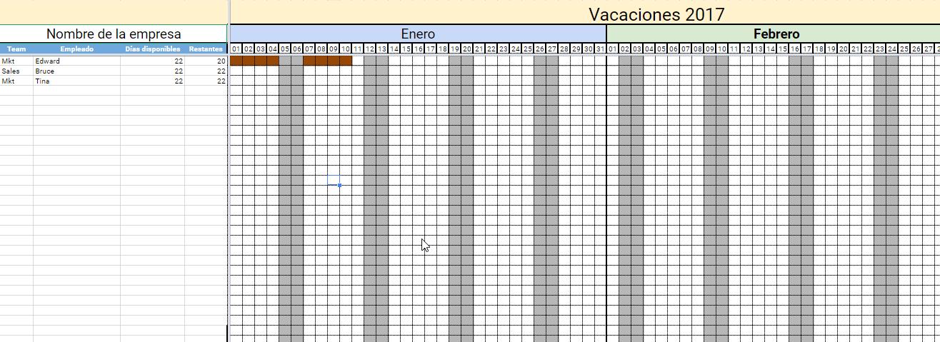 plantilla-vacaciones-empleados-2017-excel