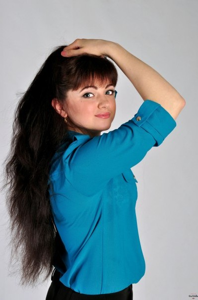 Profile photo Ukrainian bride Juliya