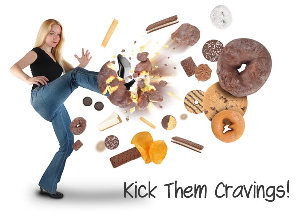 Control Your Food Cravings