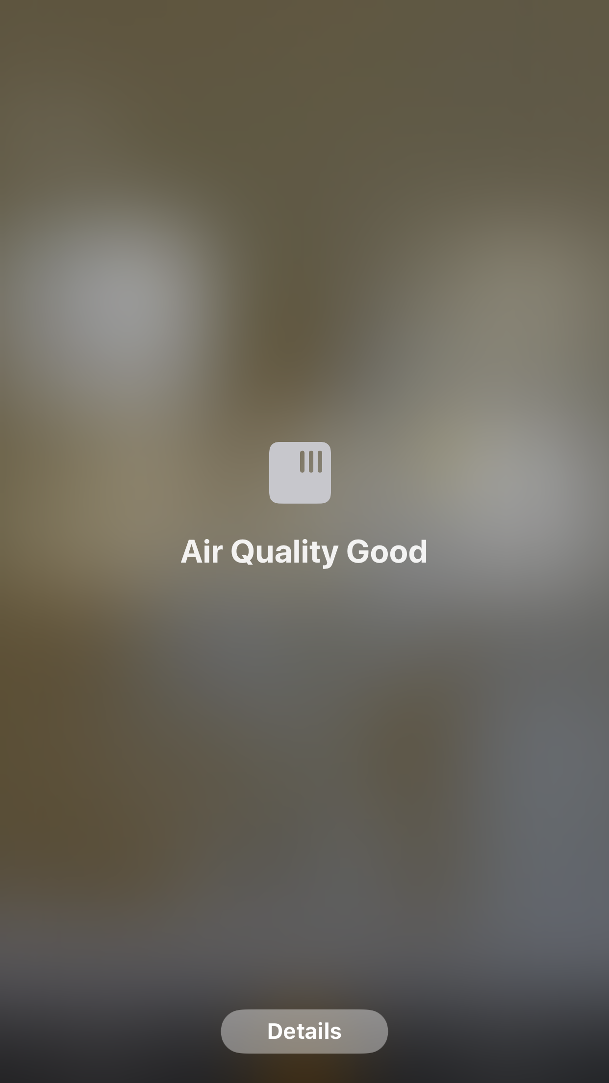 Air Quality Overview