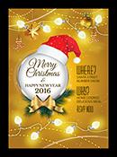 Christmas Party Invitation - 9