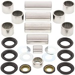 Rear Suspension Linkage Bearings and Seals Kit Kawasaki KDX200 1989 1990 1991