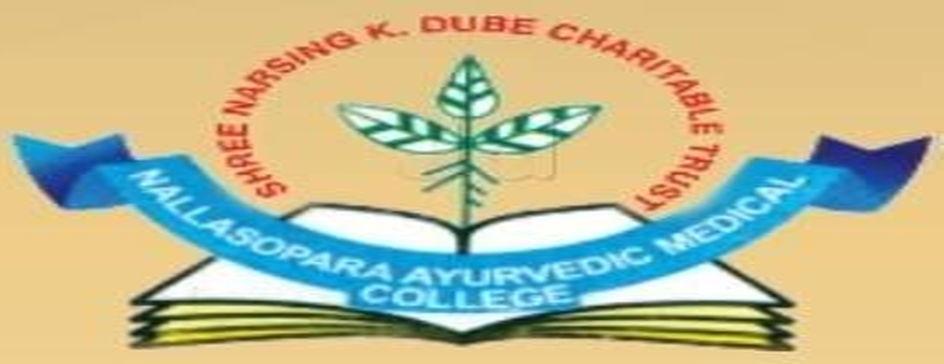 Shri Narsingh K.Dube Charitable Trust's Nalasopara Ayurvedic Medical College