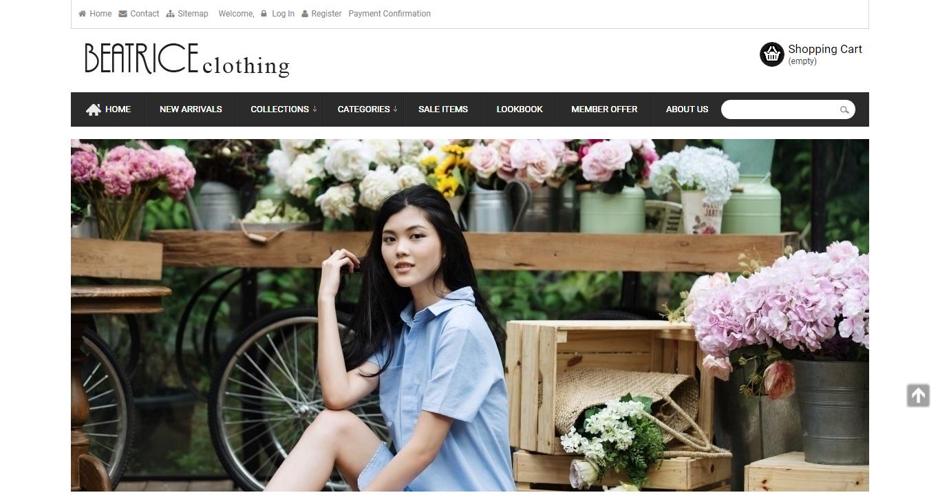 Beatrice Clothing
