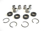 Lower A Arm Bearings and Seals Kit Suzuki LT250R LT-250R Quad Racer 1985-1986 Model F/G