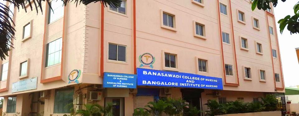 Banaswadi College of Nursing Image