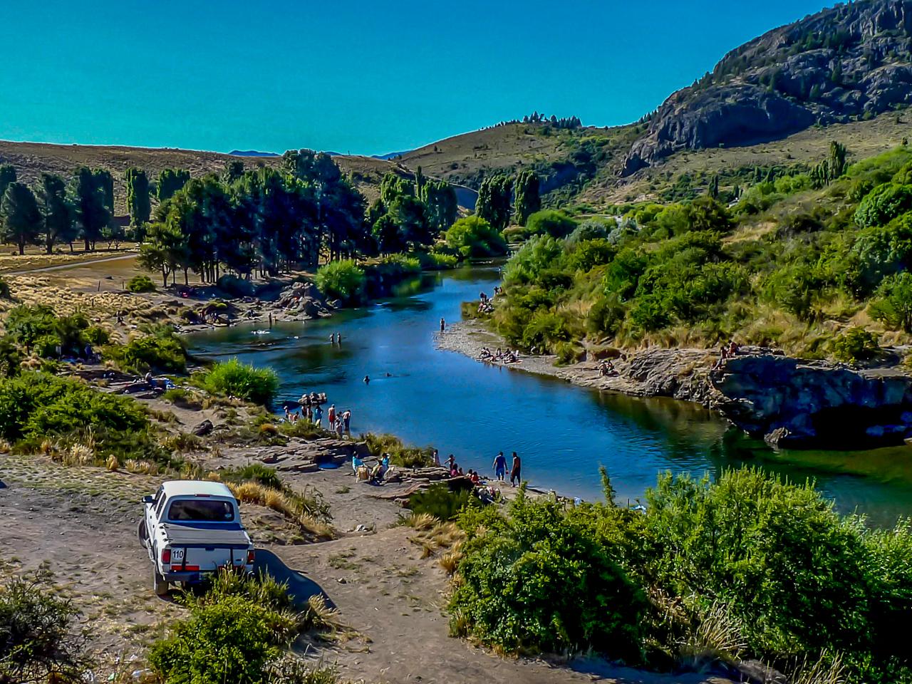 río ñirihuau