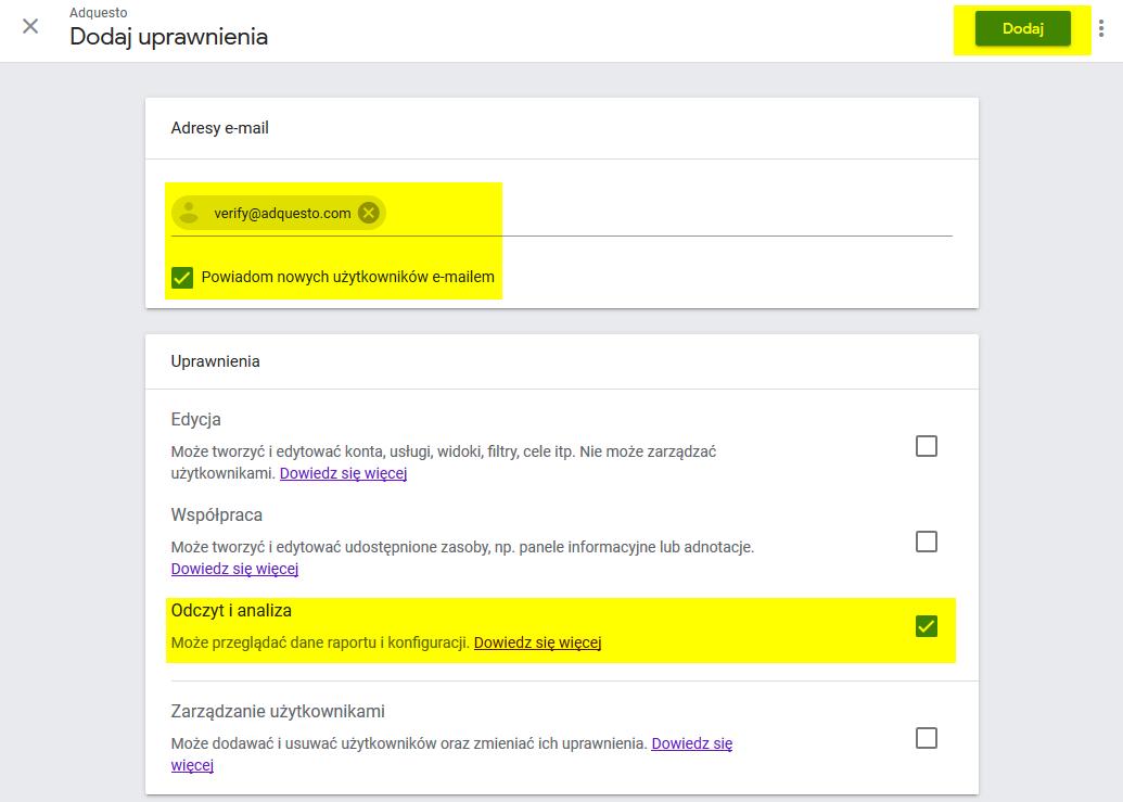 confirmuser_google_analytics