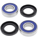 Boss Bearing 41-6282B-8J4-A-10 Front Wheel Bearings and Seals Kit Suzuki GSF1...