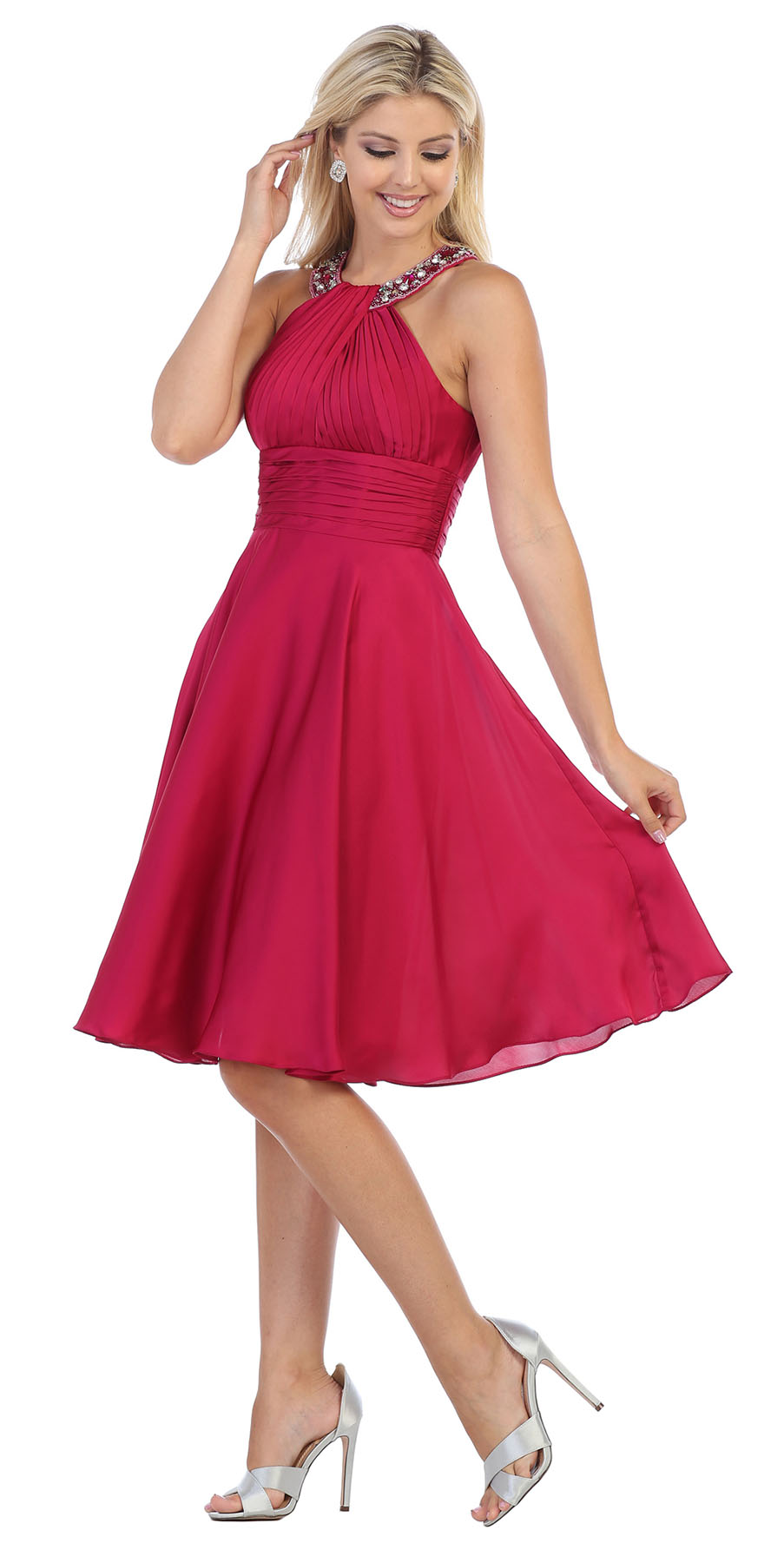 New Short Bridesmaid Graduation Homecoming Dress Cocktail