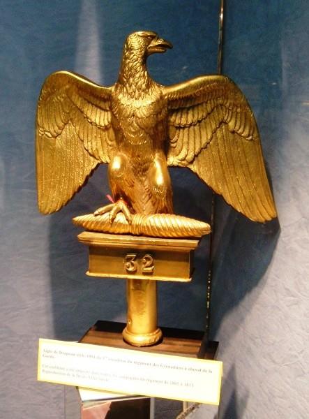 Наполеоновский Орёл – трофей британской армии