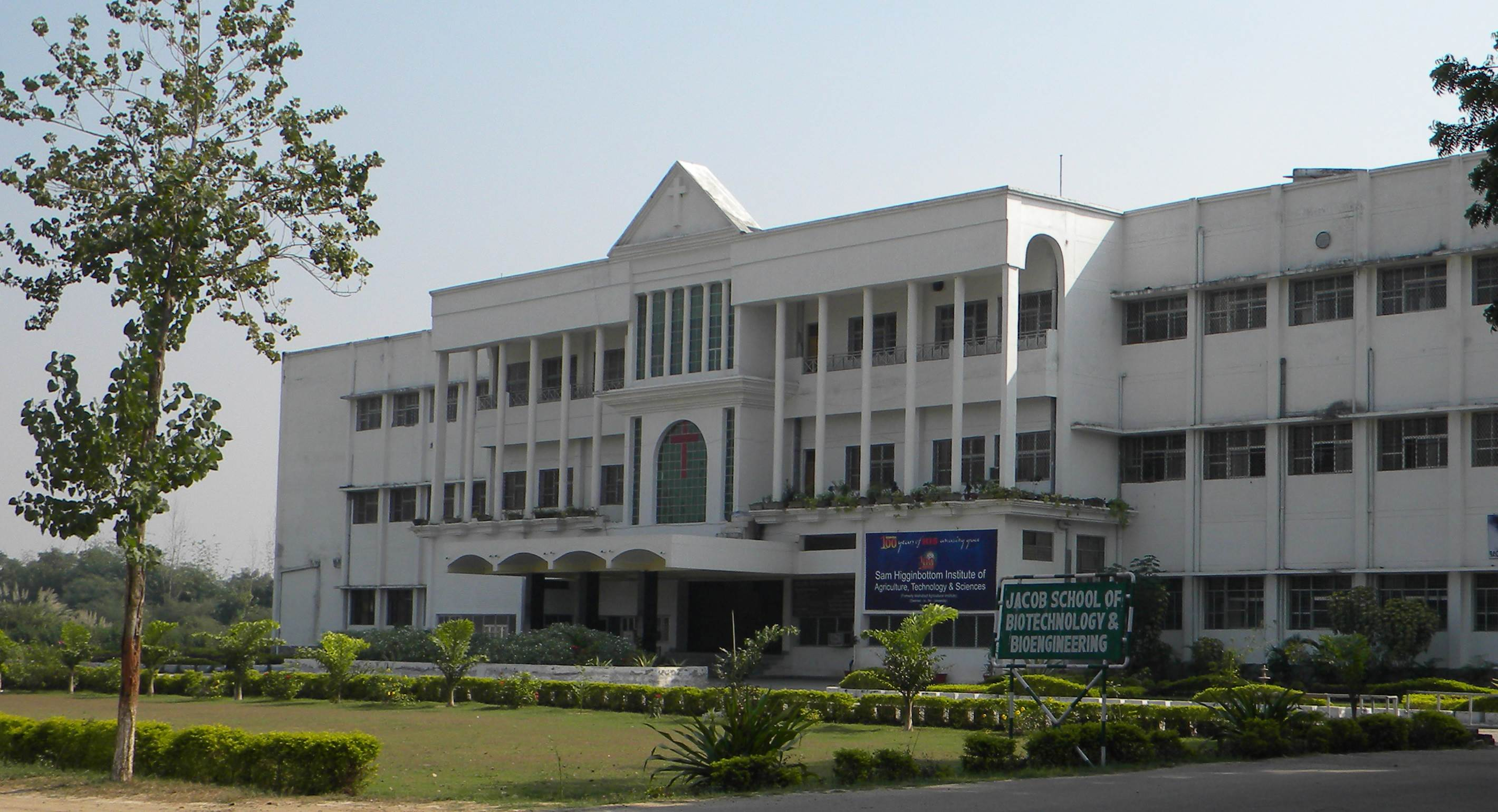 Sam Higginbottom University of Agriculture, Technology and Sciences,  Allahabad