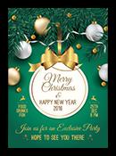 Christmas Party Invitation - 3