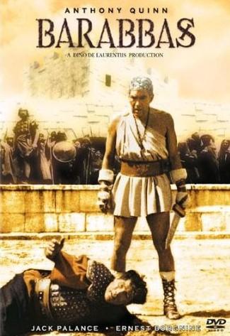 cover-image Barabbas