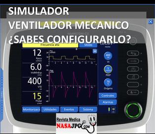 Simulador ventilador Mecanico, Descargar simulador Ventilador mecanico