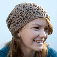 Fallen Leaves Slouch Hat thumbnail