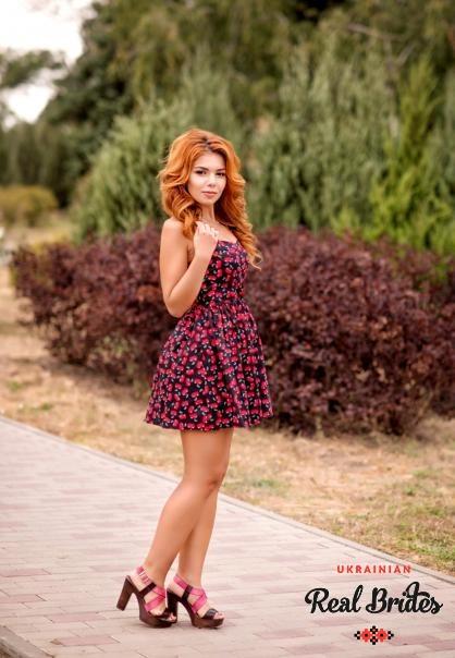 Photo gallery №2 Ukrainian bride Mariya