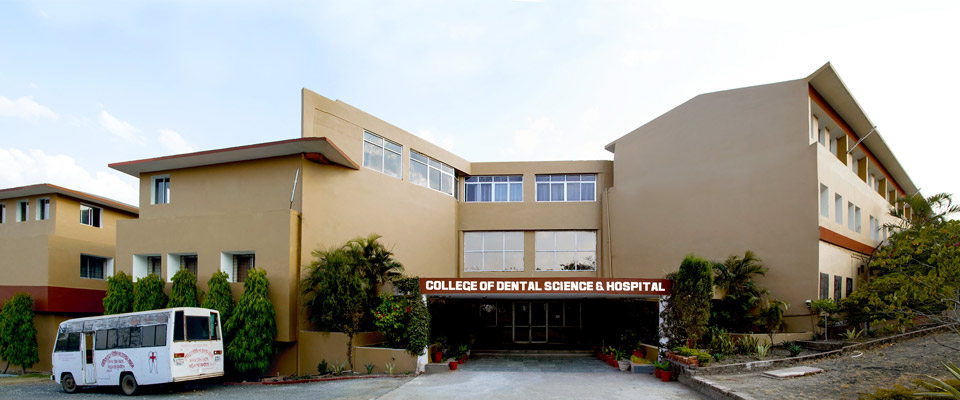 College of Dental Sciences and Hospital, Indore Image