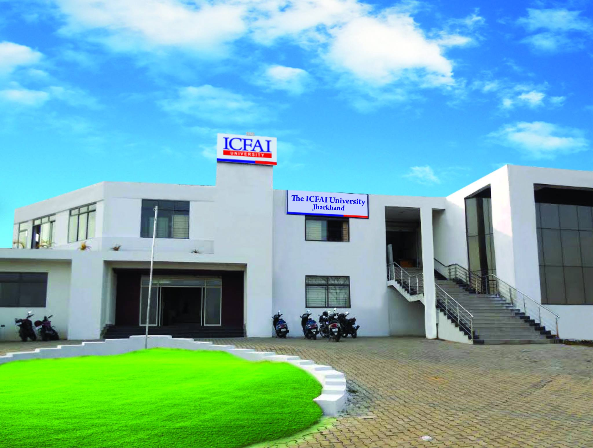 ICFAI (Institute of Chartered Financial Analysts of India), Ranchi
