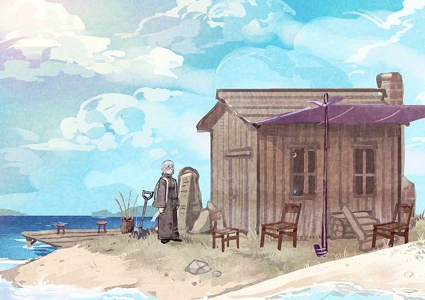 迷える小魚たちの家