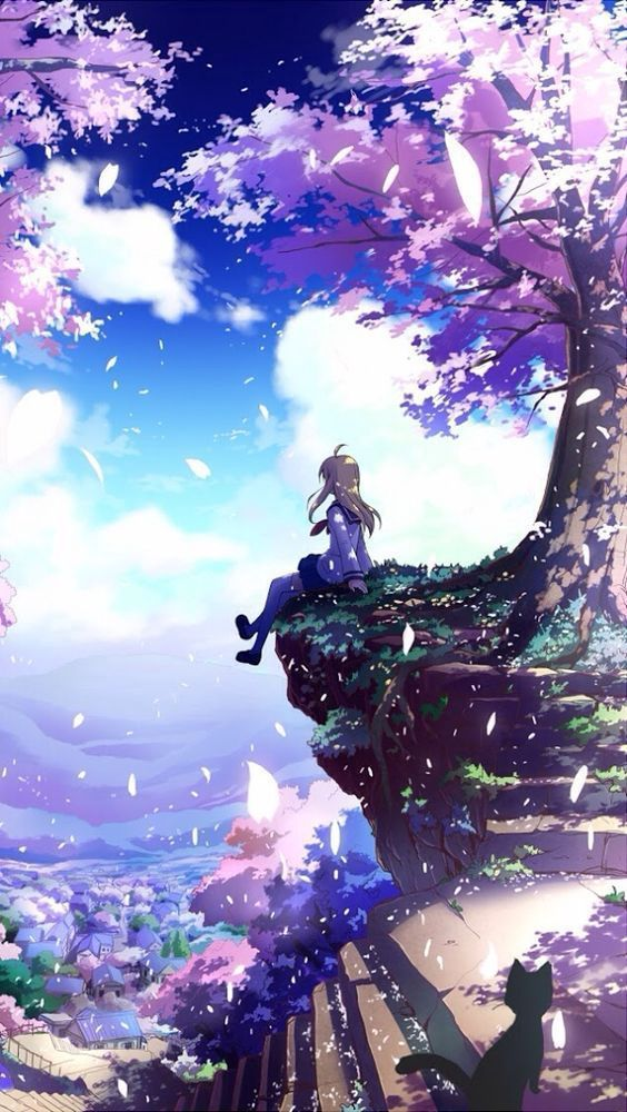 Anime Backgrounds Pack #1