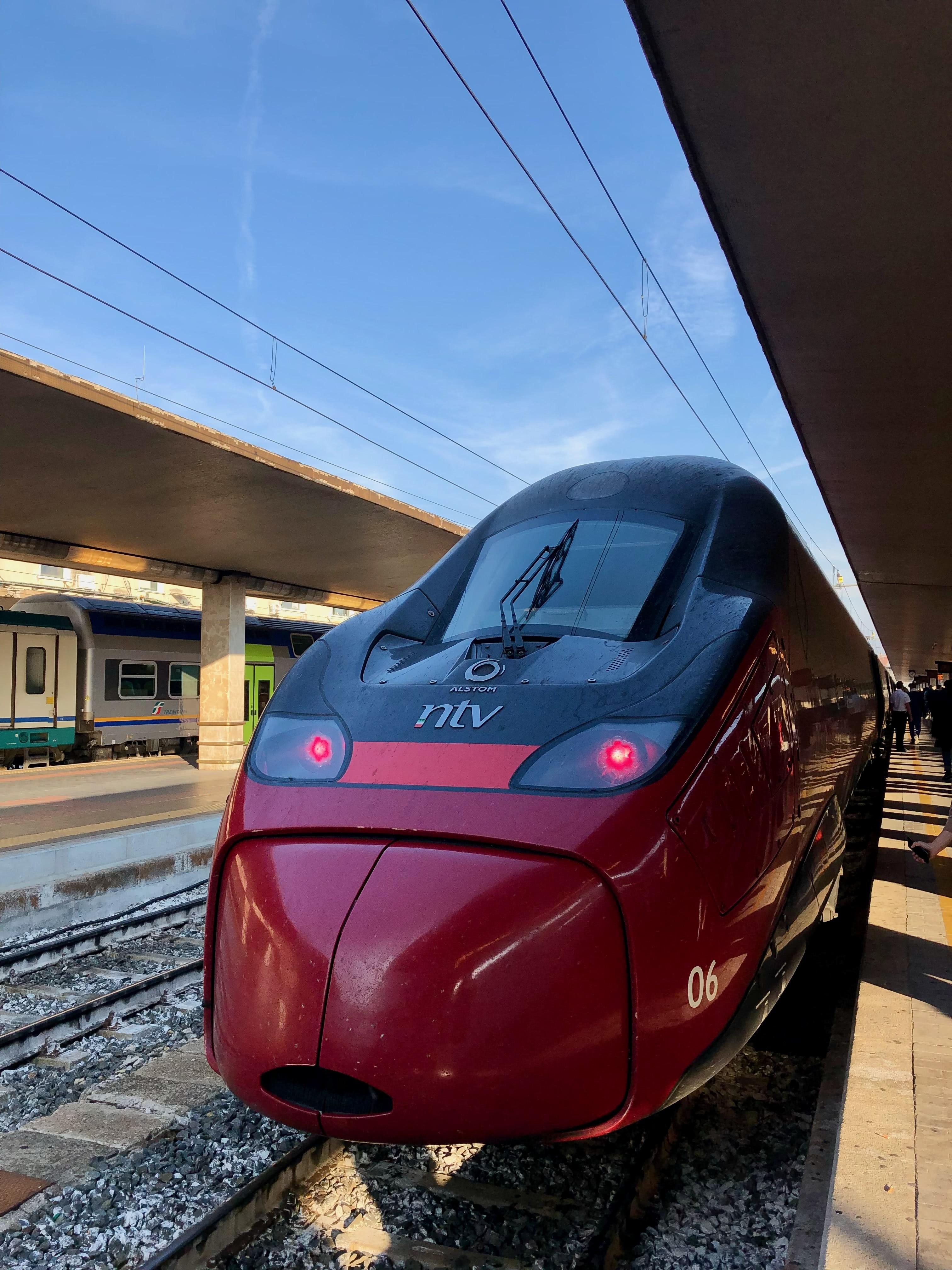 Italian Shinkansen .italo