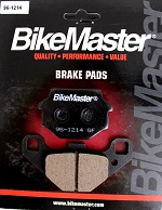 Rear Brake Pads BikeMaster S3017 KTM 350 MX 1989 1990 1991