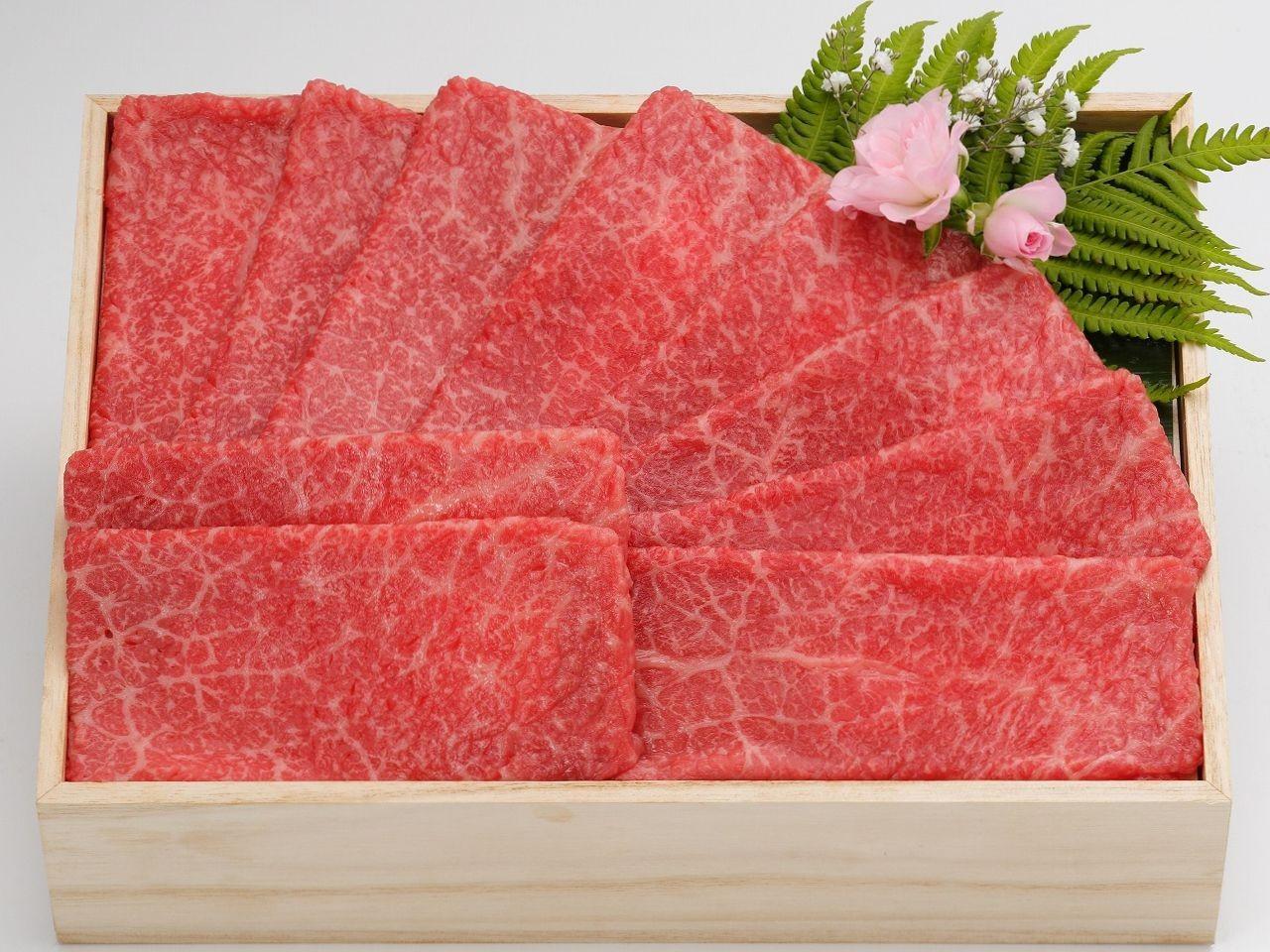 米沢牛 しゃぶしゃぶ 赤身