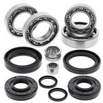 Front Differential Bearings Seals Kit Honda TRX420FA Rancher 4x4 AT 2009 2010