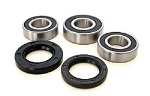 Rear Wheel Bearings and Seals Kit Suzuki DRZ400 DR-Z400 E 2000-2007