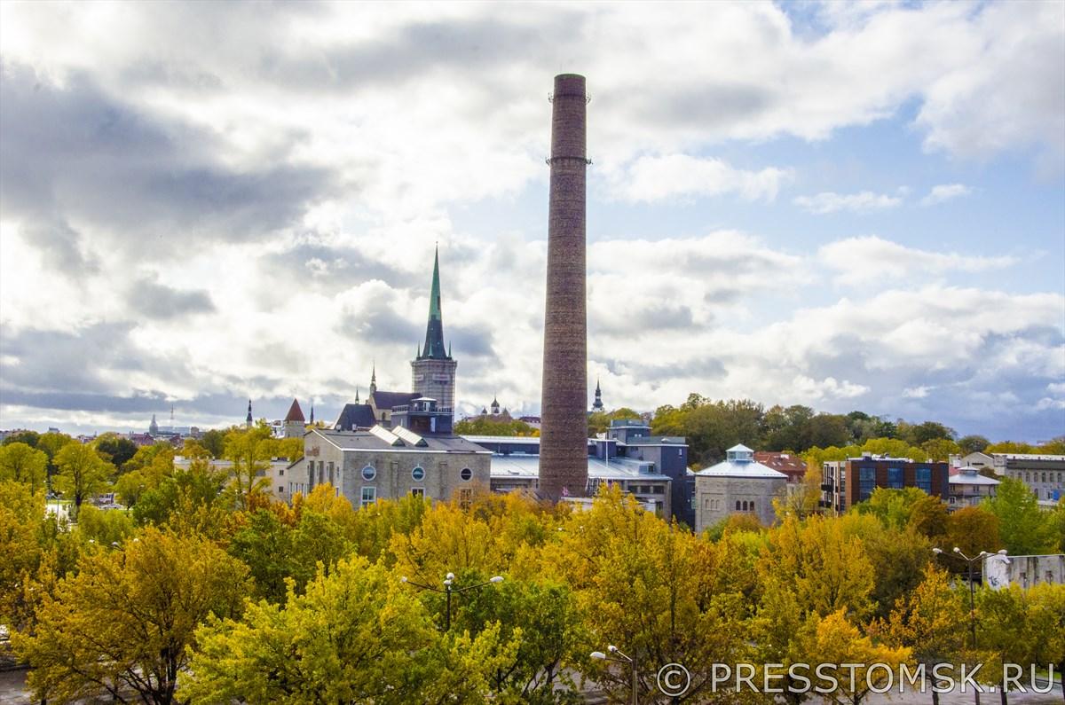 Вид с Таллинского Горхолла