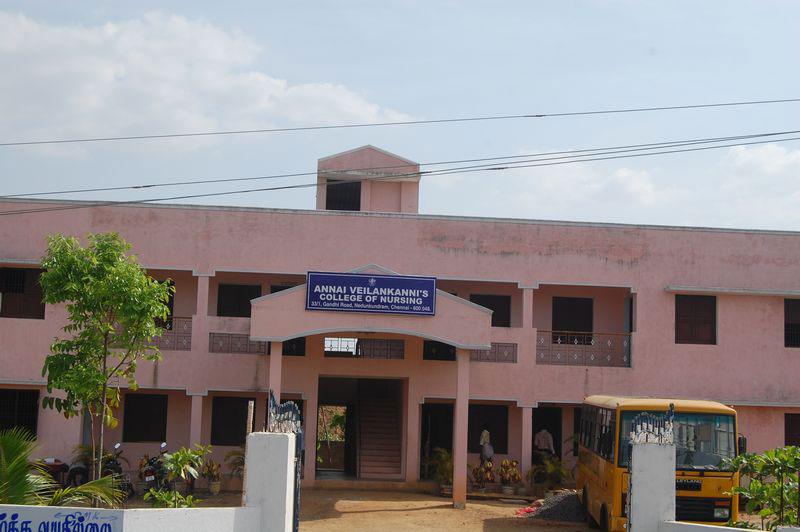 Annai Veilankanni's College of Nursing, Chennai