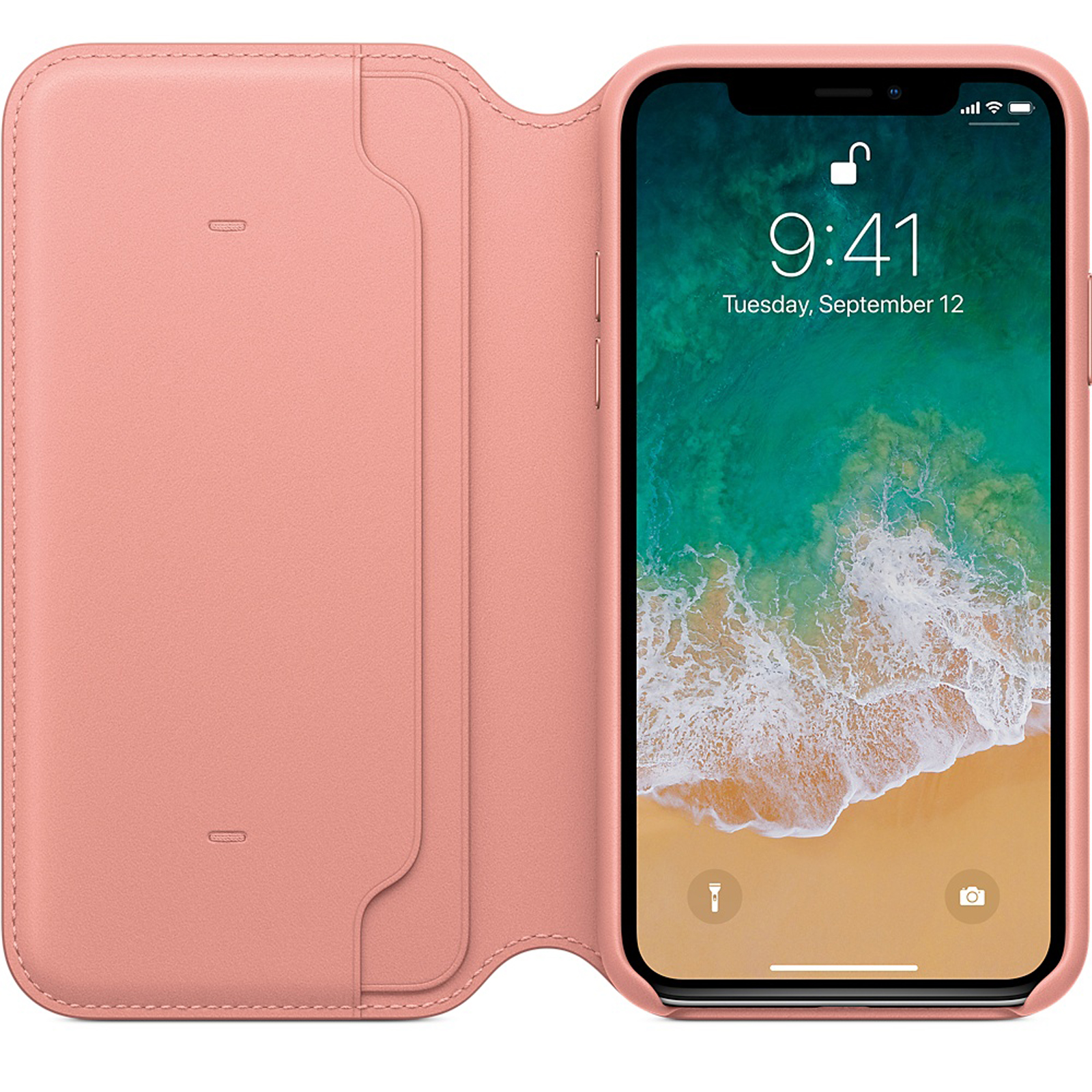 Genuine-Leather-Folio-Flip-Wallet-Case-Cover-For-Apple-iPhone-11-Pro-Max-Xs-8-7 thumbnail 56