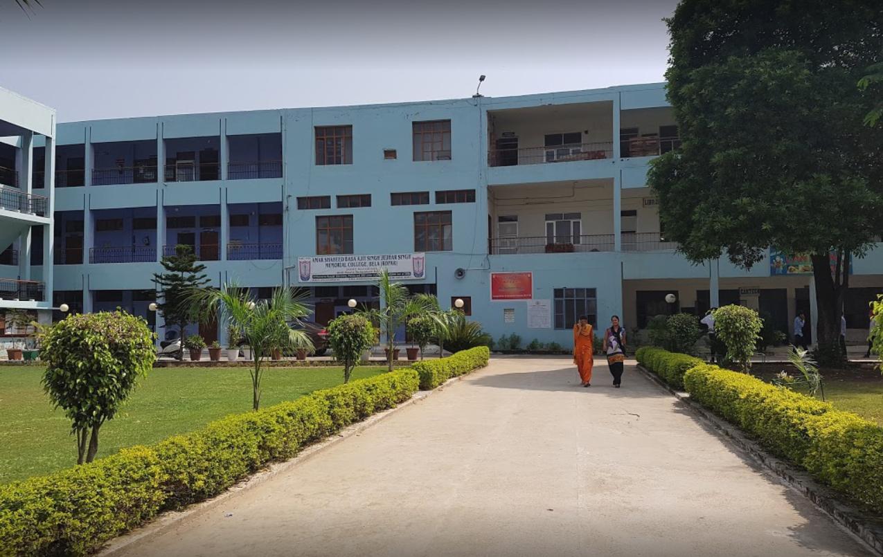 ASBASJSM (Amar Shaheed Baba Ajit Singh Jujhar Singh Memorial College), Bela, Rupnagar