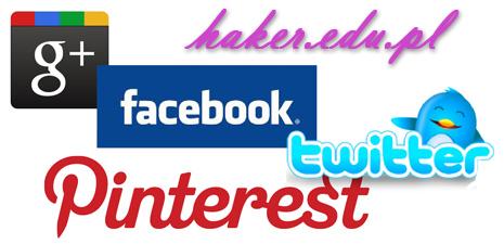 nowe profile społecznościowe haker edu pl