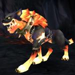 Štěně pekelného psa