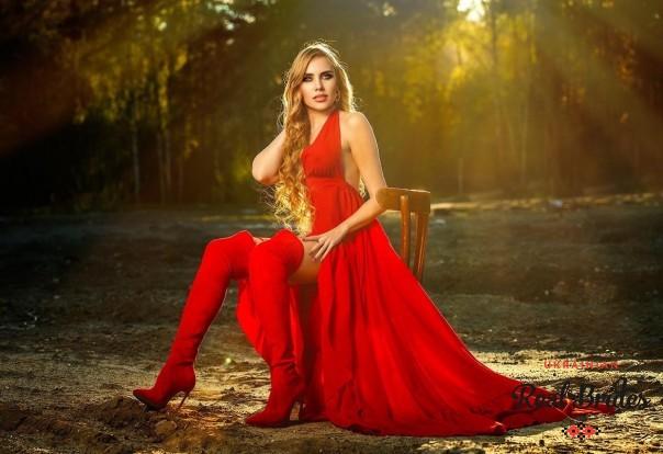 Photo gallery №3 Ukrainian lady Yevgenia