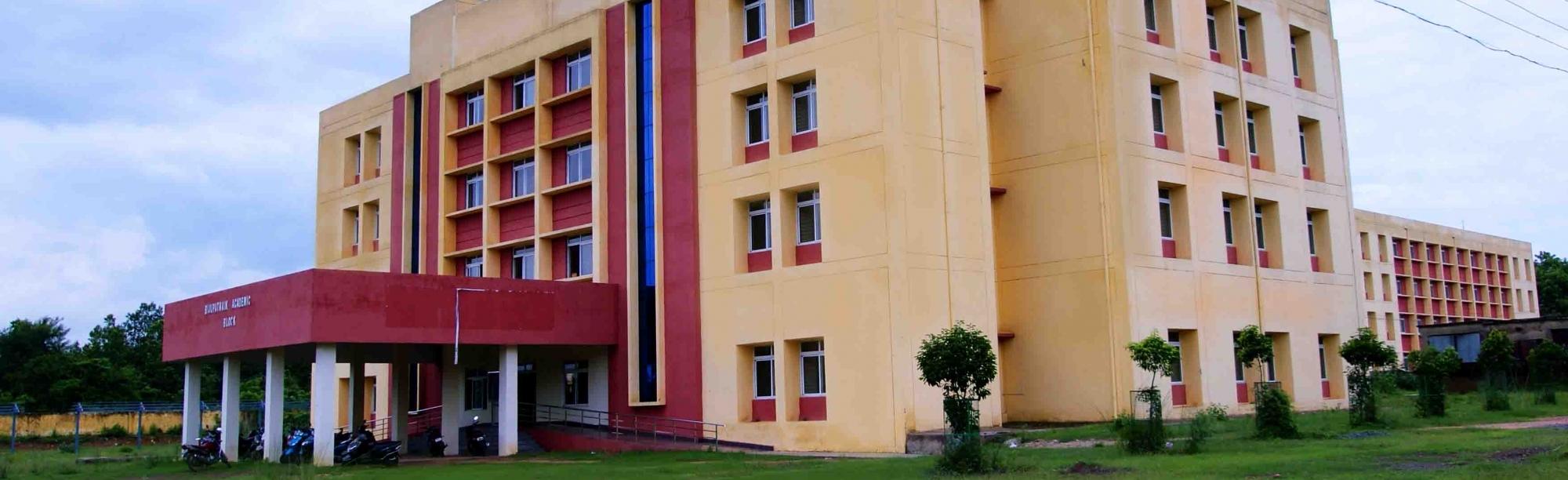 Indira Gandhi Institute of Technology , Dhenkanal