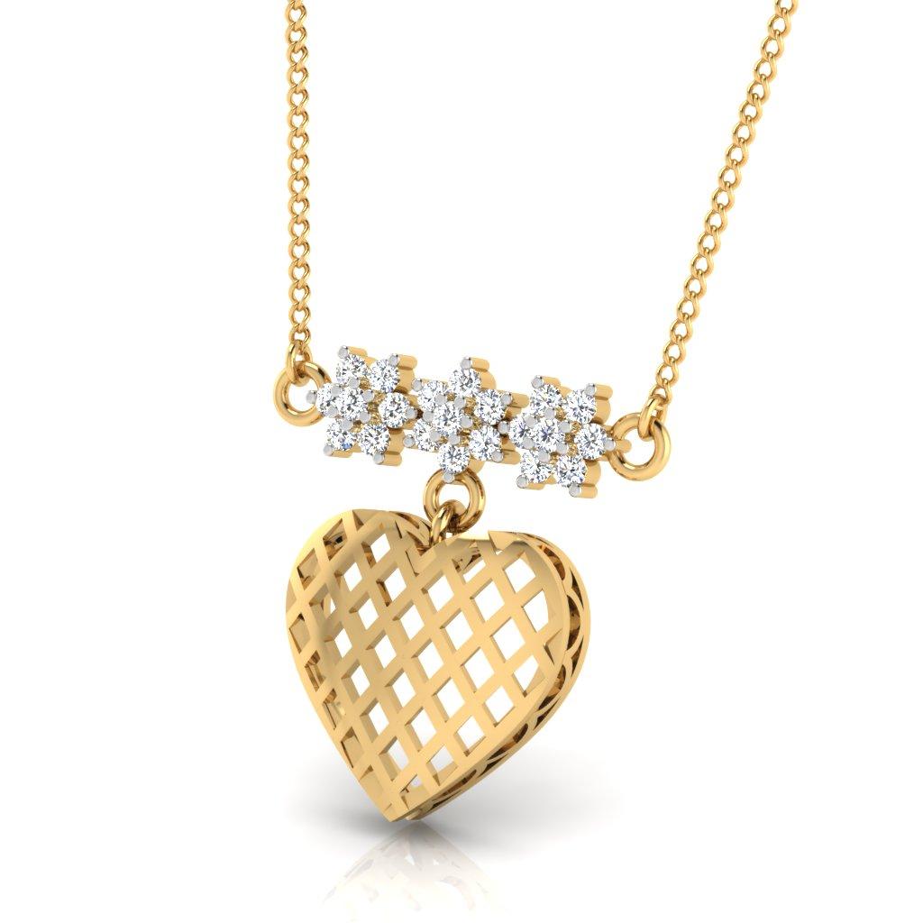 The Elegant Valentine Pendant