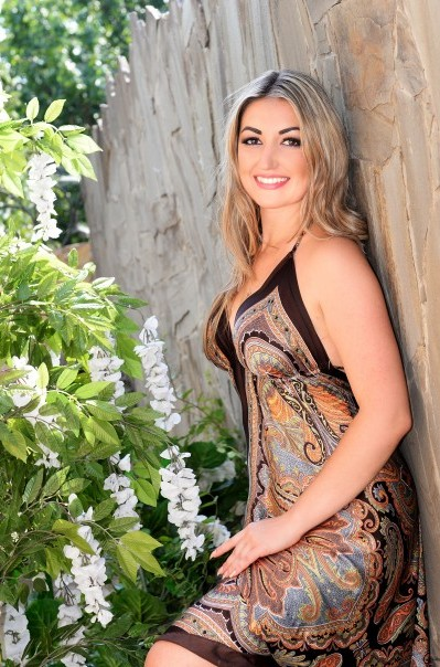 Profile photo Ukrainian lady Olga