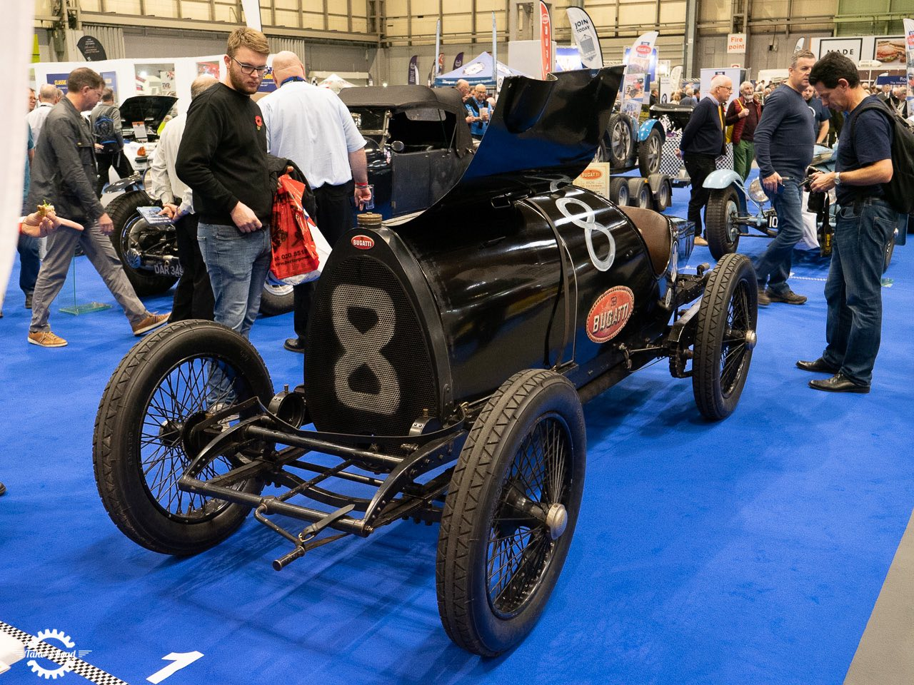 Tickets on sale for 2021 Lancaster Insurance Classic Motor Show