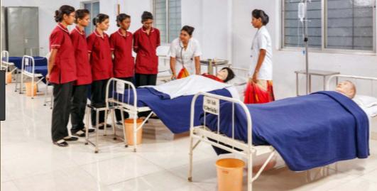Yashwant College of Nursing, Kodoli Image