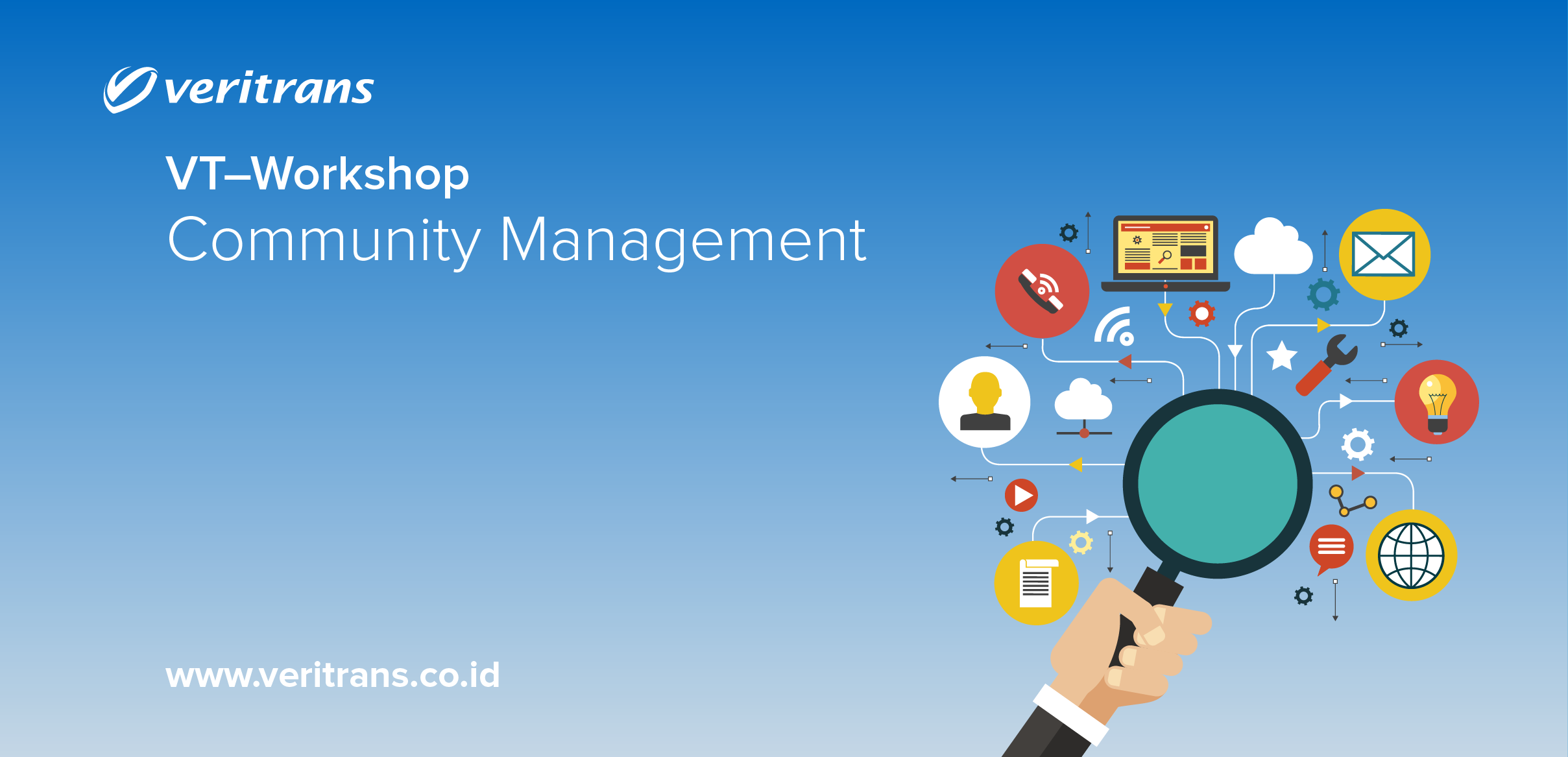 VT-Workshop: Community Management