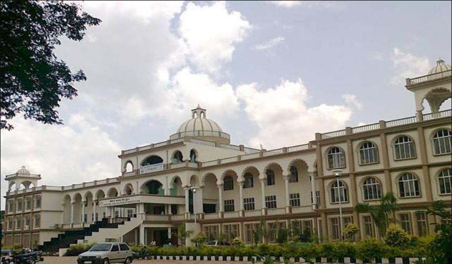 Acharya Nagarjuna University College of Architecture and Planning Image