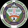 Choudhary Charan Singh Haryana Agricultural University