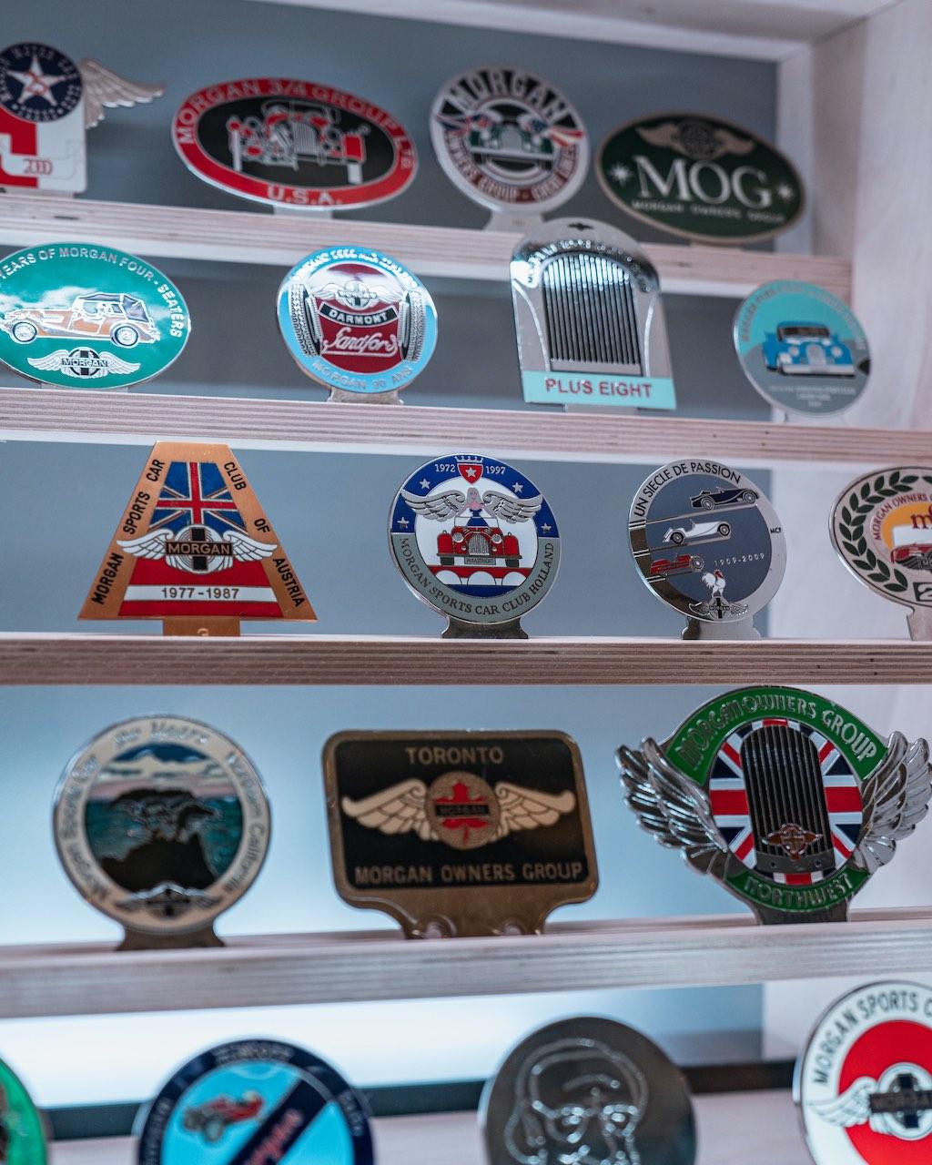 Morgan Motor Company opens new interactive museum