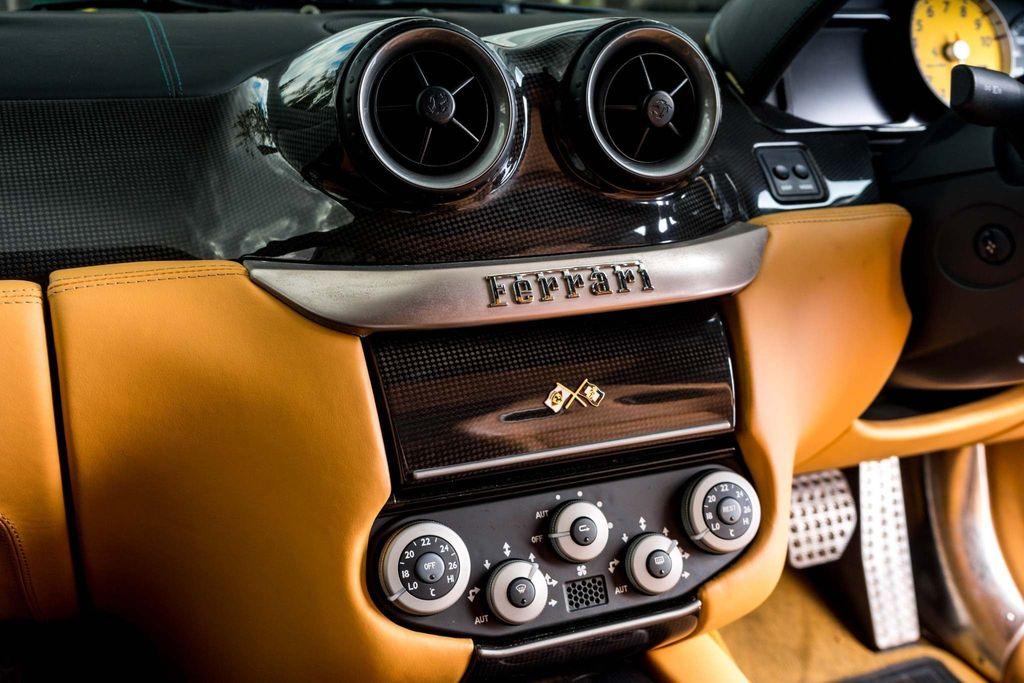 Eric Clapton's Ferrari 599 GTB Fiorano F1 for sale