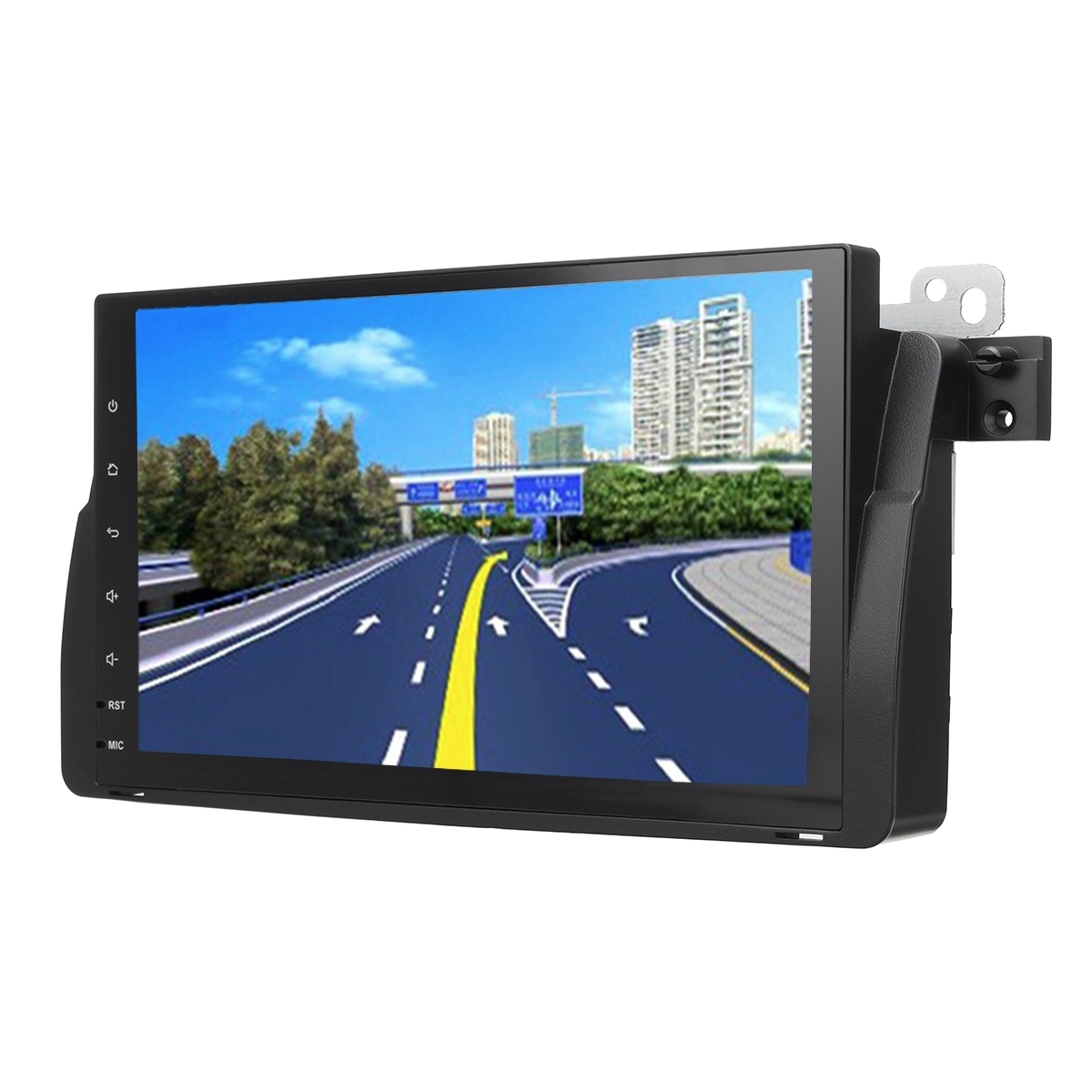 Gps Devices 9 Inch Android 8 0 Car Stereo Gps Sat
