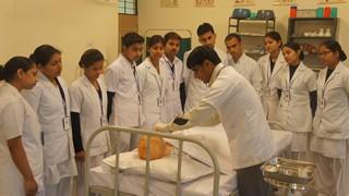 Naraina Nursing College Image