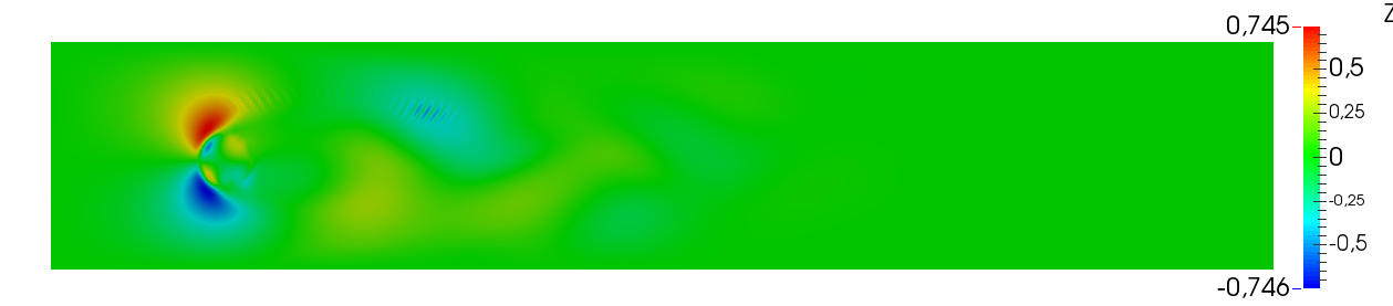 Free Motion of a Disk #2